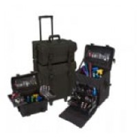 Grand Trolley Makeup Case Set