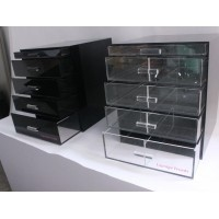 Limited Belle Box Black Drawers
